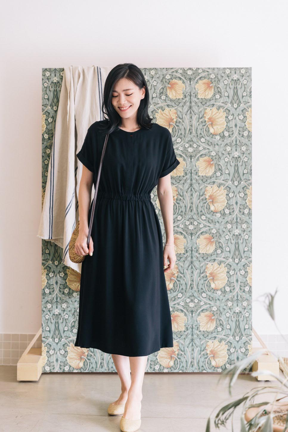 Konny Moms Wear - 19SS - The Simple Nursing Dress
