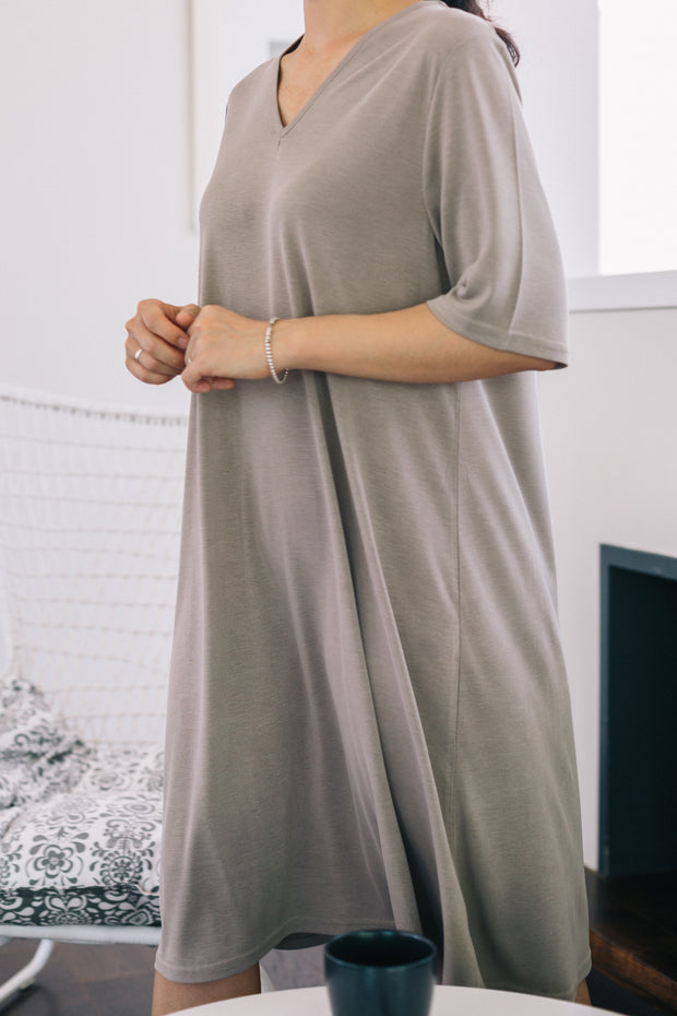 Comfy Breathable Home Dress