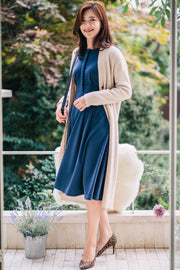 Line Nursing Dress