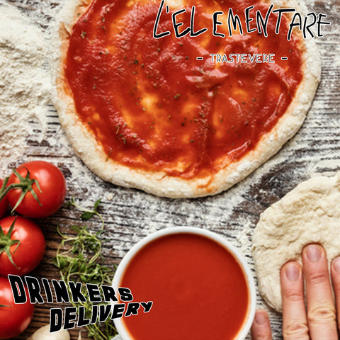Ingredienti Elementare | Drinkers Delivery