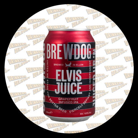 Brewdog / Elvis Juice lattina 033