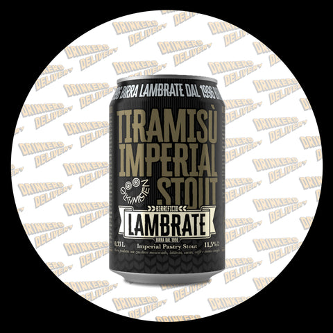 Lambrate /  Tiramisu Imperial Stout Lattina 033