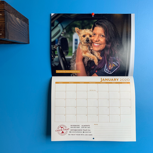 Rescuers For Rescue 2020 Sit With Me Calendar