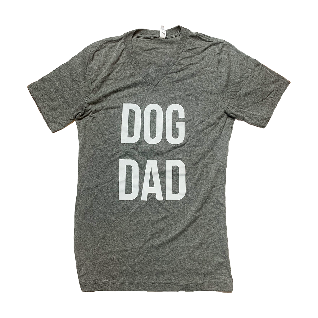 Dog Dad V-Neck