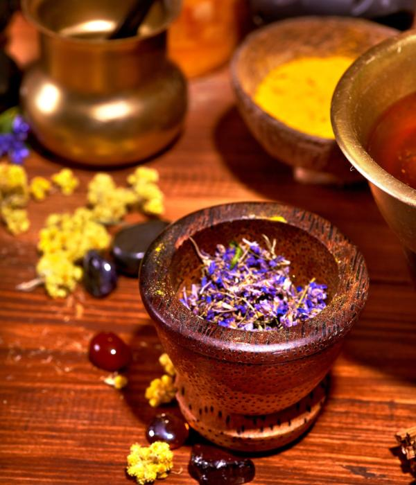 Aromatherapy and Ayurveda