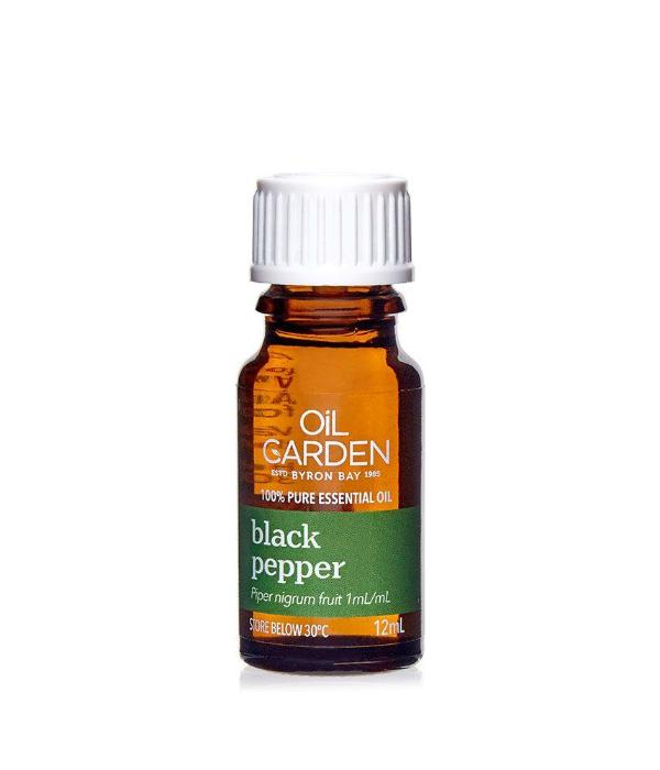 Black Pepper Essential Oil 12mL