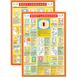 Body Language Mini Chart