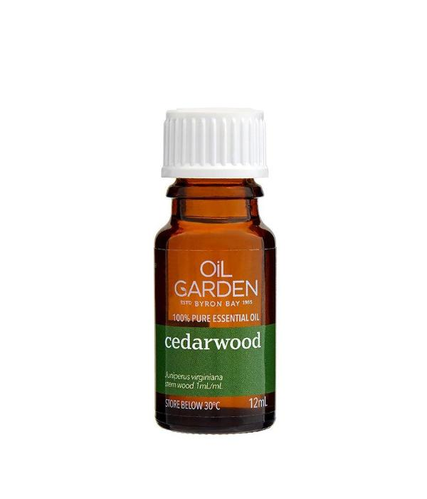 Cedarwood Essential Oil 12mL