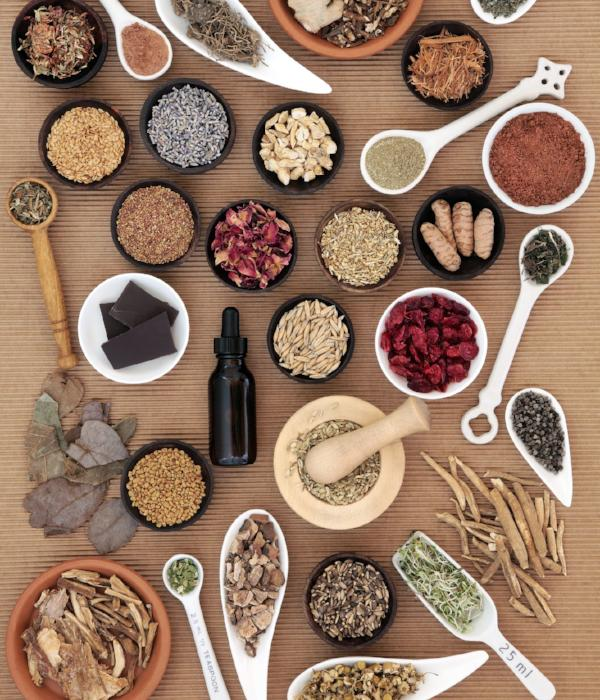 Holistic Herbal Therapy
