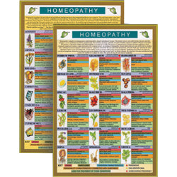 Homeopathy Mini Chart