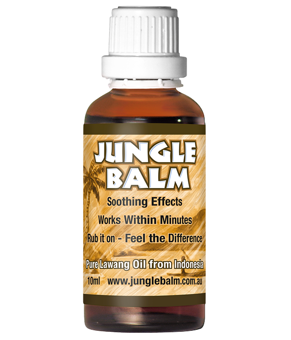 Jungle Balm (Lawang Oil) 10mL
