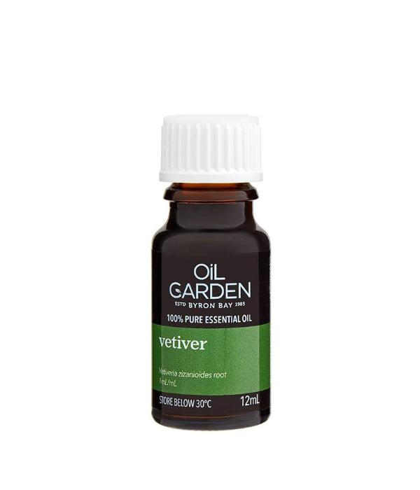 Vetiver Essential Oil 12mL