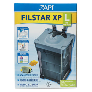 API FILSTAR XP Aquarium Canister Filter
