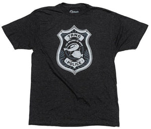 Tang Police T-Shirt - Aquarium-Reefers Online Store