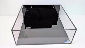 "1/2"" Thick Rimless All-In-One Frag Tank - Aquarium-Reefers Online Store"