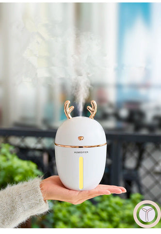 Humidificateur d'air compact