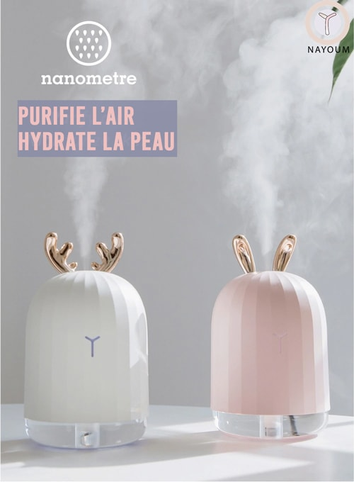 Humidificateur d'air Essentiel Instant Nayoum