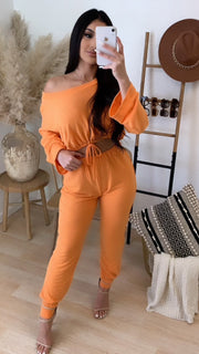 Your Crush 2P Set (Orange)