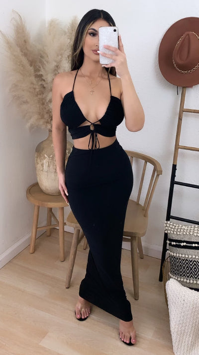 High Expectations 2PC Set (Black)