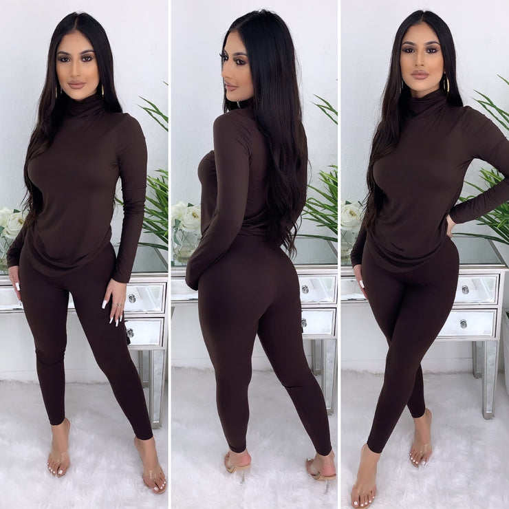 It's A Secret 2PC Set (Brown)