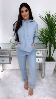 Second Glance 2PC Set (Baby Blue)
