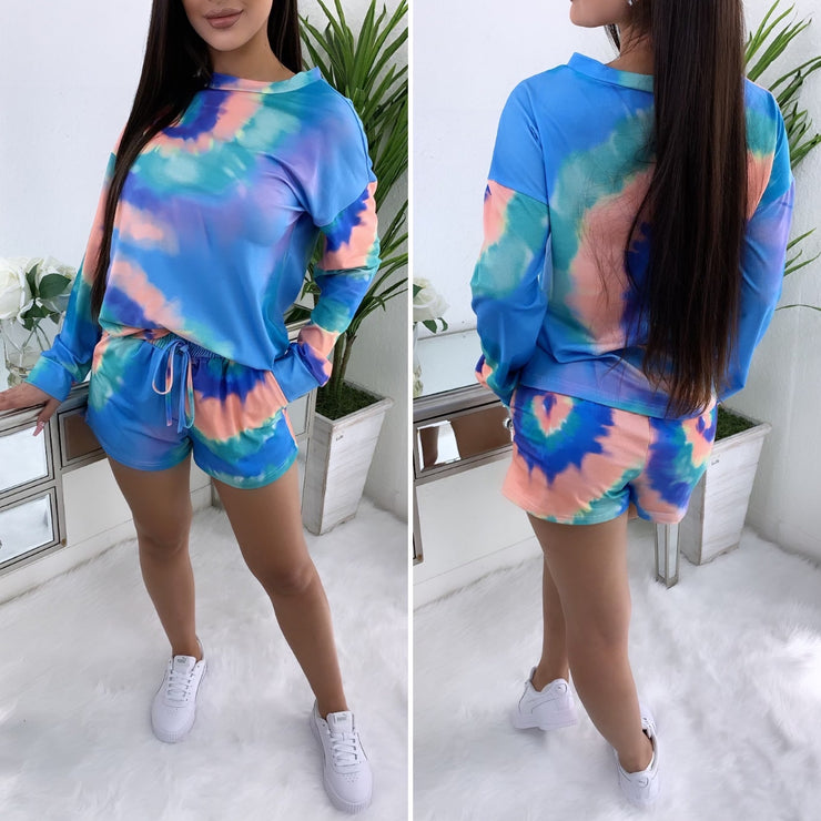 Just A Dream 2PC Set (Multi Color)
