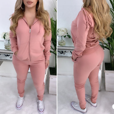 Trust Nobody 2PC Set (Blush)