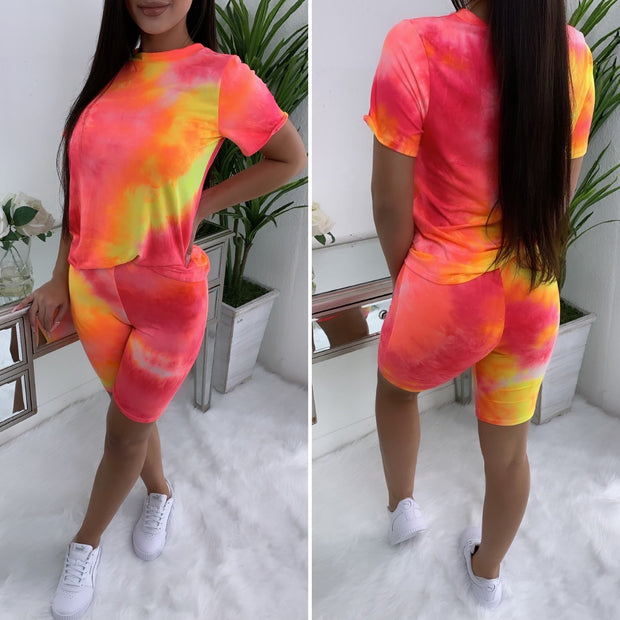 Dreamy Tye Dye 2PC Set
