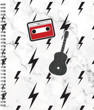 Johnny 2-pack Customizable Notebooks