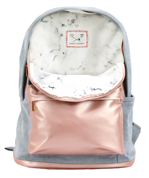 Lauren Denim Backpack