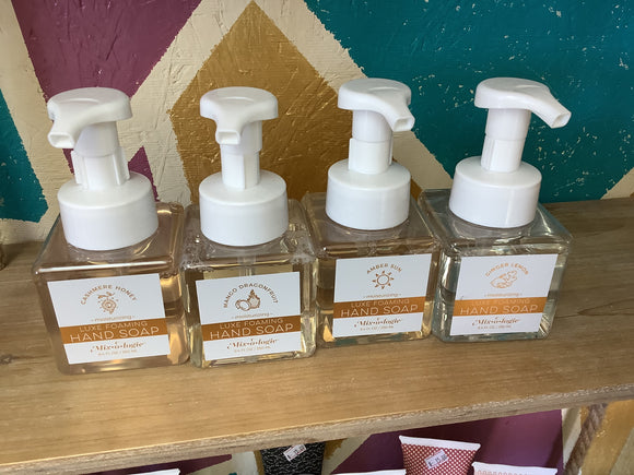 Mixologie Foaming Hand Soap