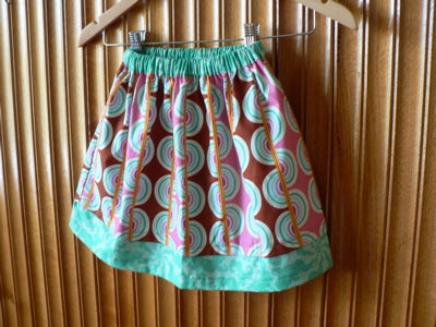 Melissa Averinos sugar snap skirt