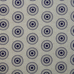 Yardage Design - Circa - Navy Blue