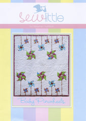 Sew Little - Baby Pinwheels Pattern