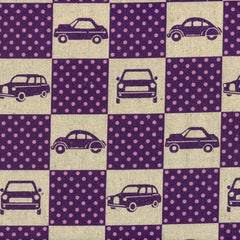 Echino Nico - Car Box Purple (remnant)