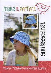 Make it Perfect - Sun Kissed Hat Pattern