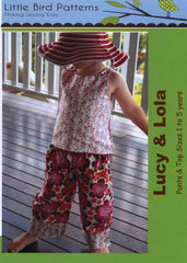 Little Bird - Lucy & Lola Pattern