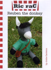 Ric Rac - Reuben the Donkey Pattern