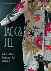 Bettsy Kingston - Jack and Jill All in One Romper