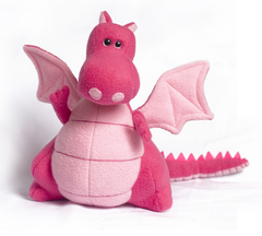 DIY Fluffies - Yoki the Fat Dragon KIT - Pink