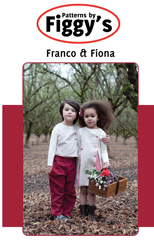 Patterns by Figgy's - Franco & Fiona Pattern