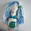 Jojoebi Designs - Serenity the Mermaid Pattern