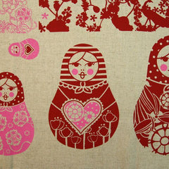 Kristen Doran - Matryoshka Doll Panel