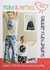 Make it Perfect - Little Slumber Party Jammies Pattern