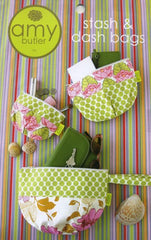 Amy Butler - Stash and Dash Bags Pattern