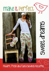 Women's Nightclothes Sewing Patterns