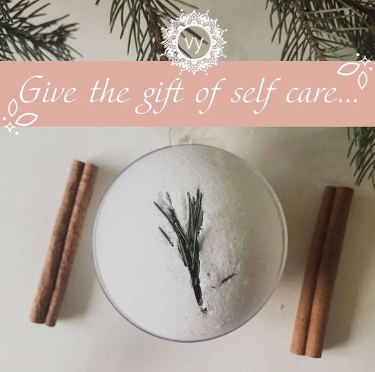 The Perfect Holiday Gift - Self Care