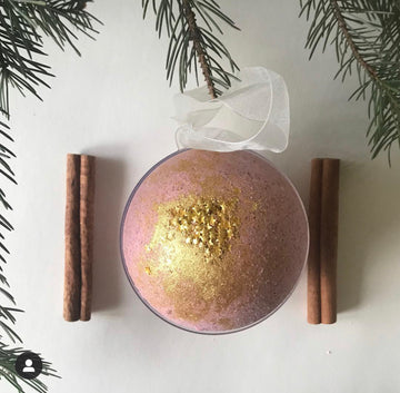 JOY 70MG SEASONAL CBD BATH BOMB
