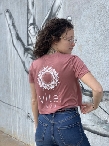 Vital You Crop Top