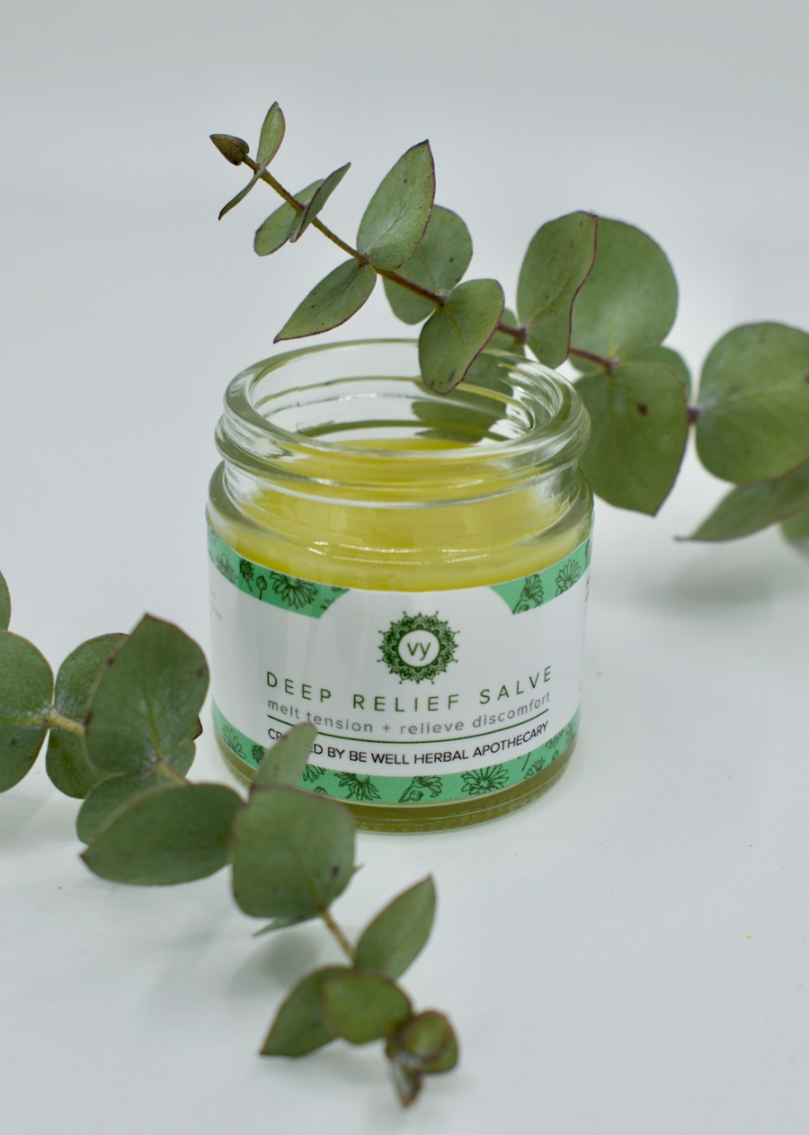 Travel Sized Deep Relief Salve